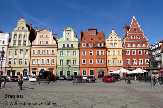 Breslau – die Perle Schlesiens