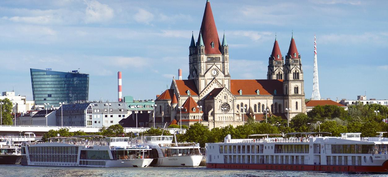 Im Lichterglanz von Passau bis Wien – Adventszeit auf der Donau